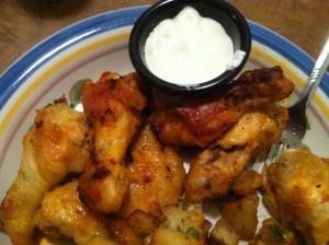 bankd wings