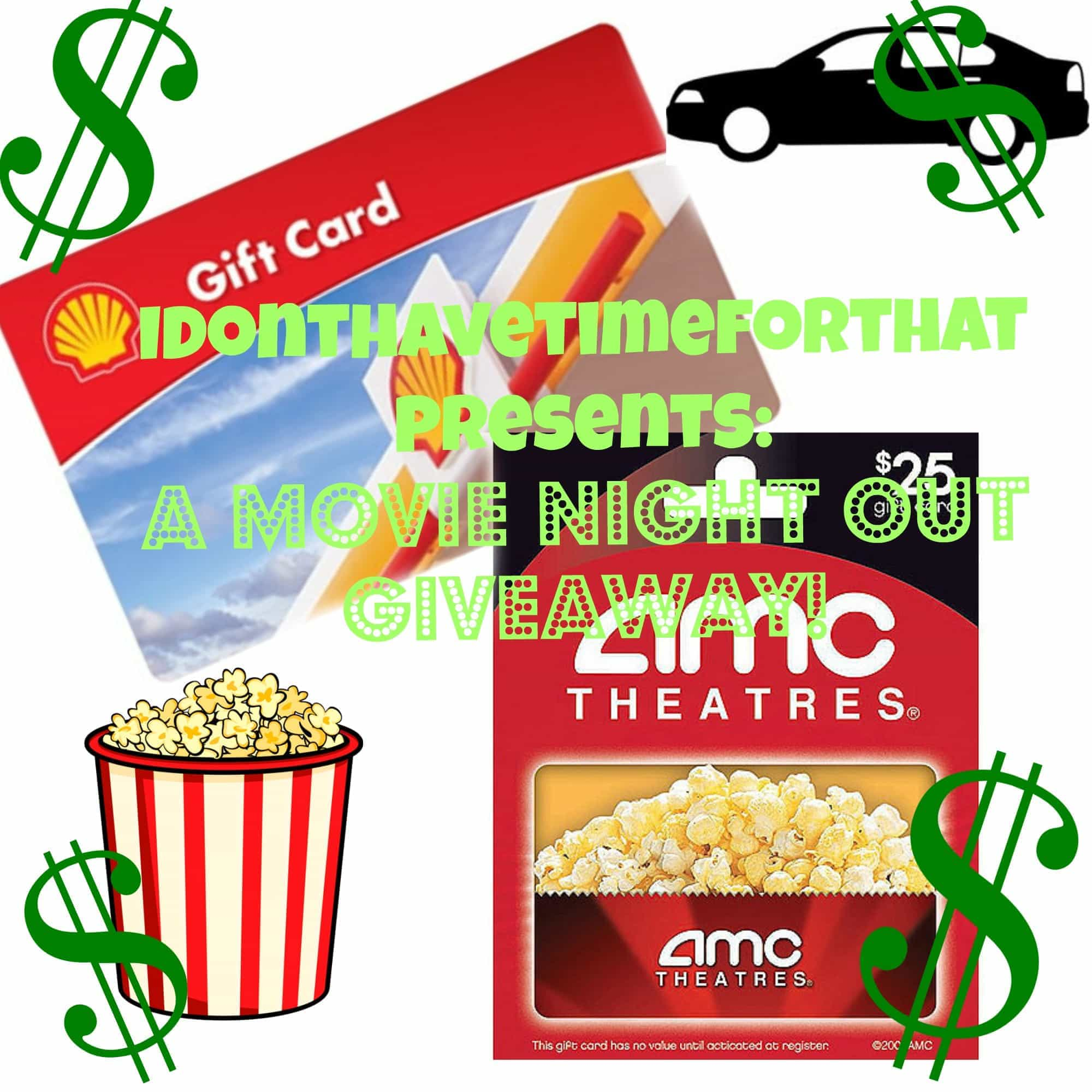 A Movie Night Out Giveaway!