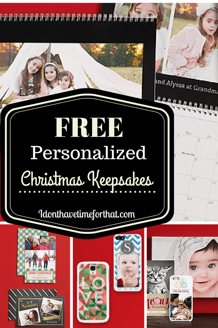 learn how you can sang free christmas keepsakes