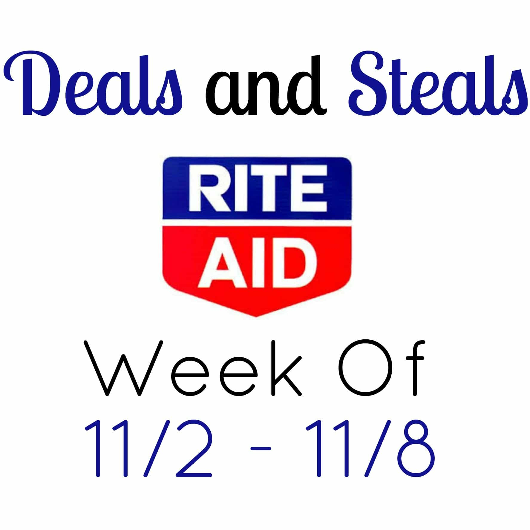 rite aide coupon deals