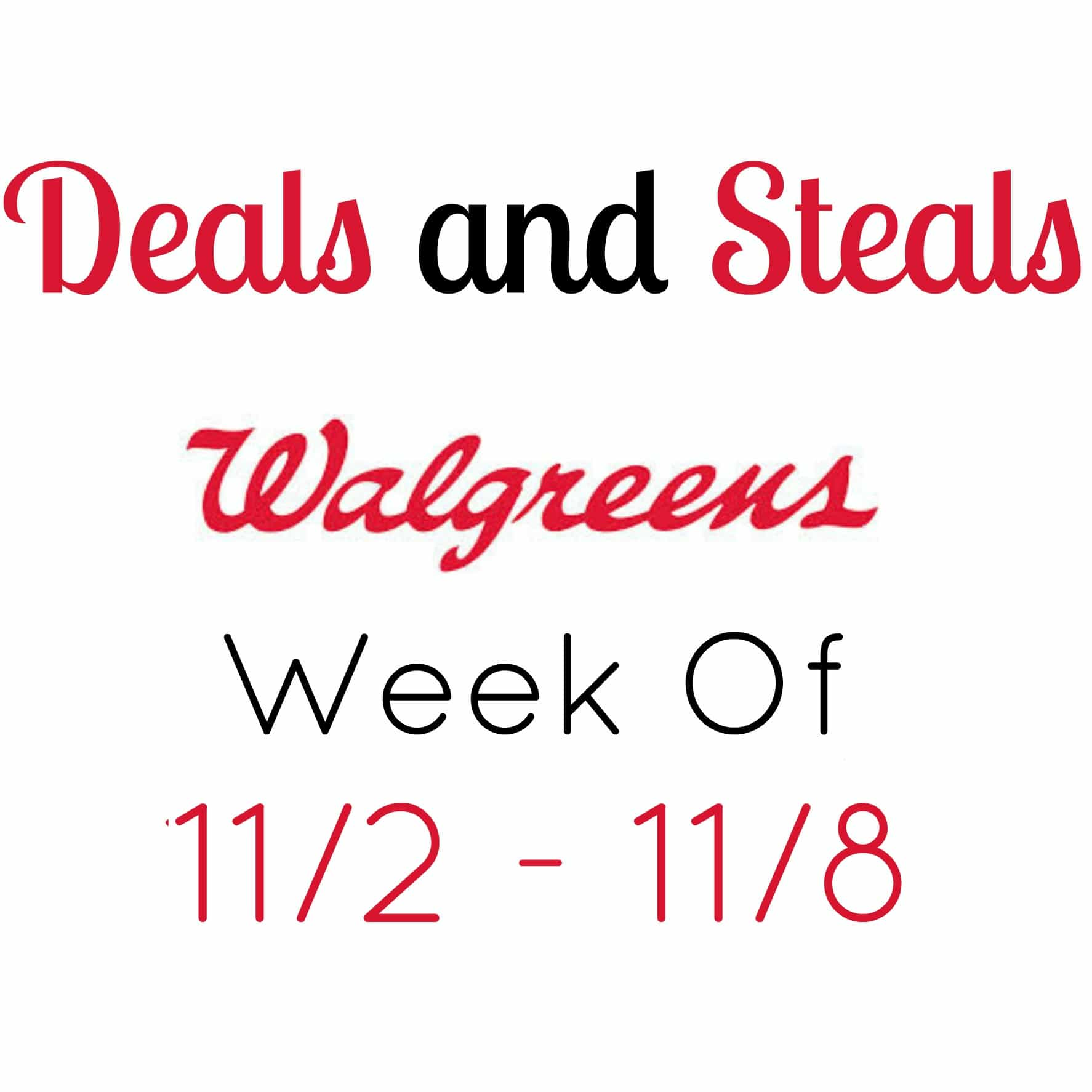 walgeens coupon deals