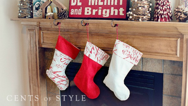 Grab A Christmas Stocking & FREE Stocking Stuffer For Only $8.95 Shipped!