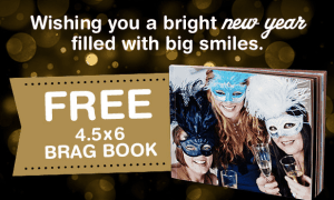 FREE Photo Brag Book From Walgreens! Just Pay $2 99 for