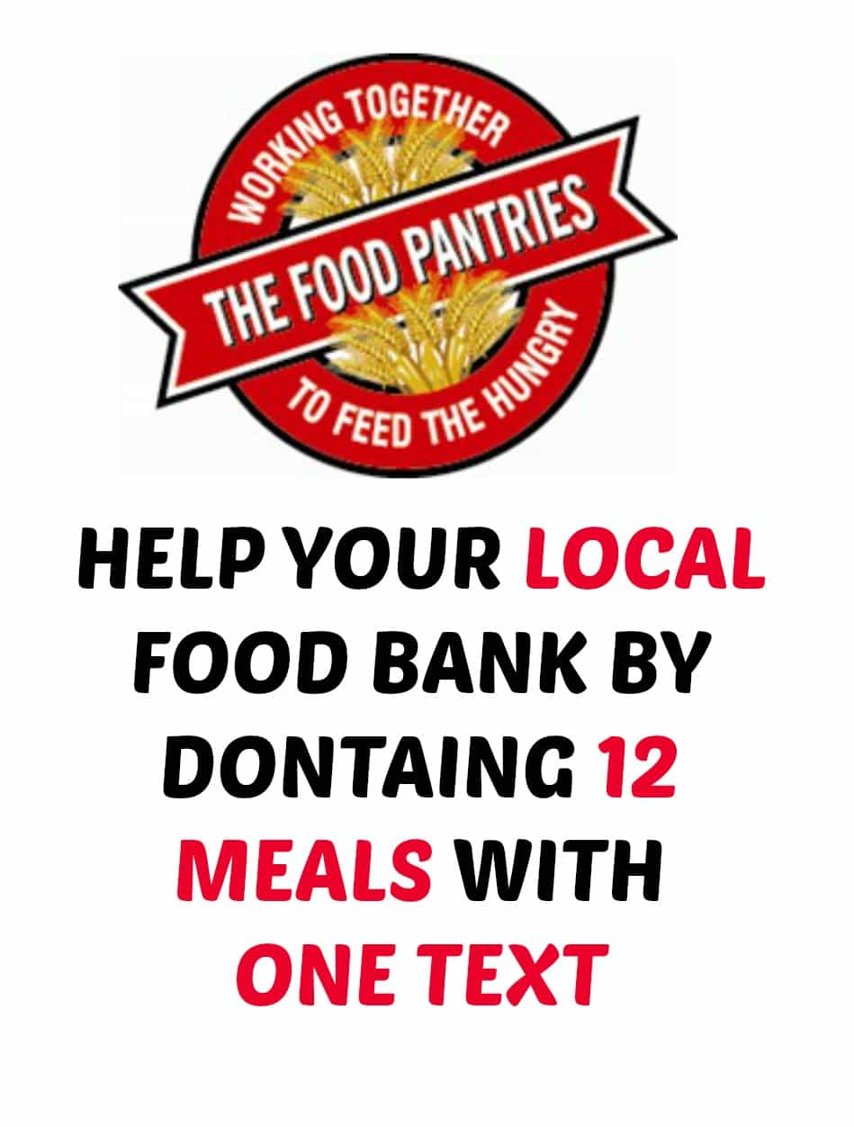 how can i donate to my local food bank