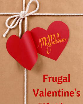 Frugal Valentine's Gift Ideas