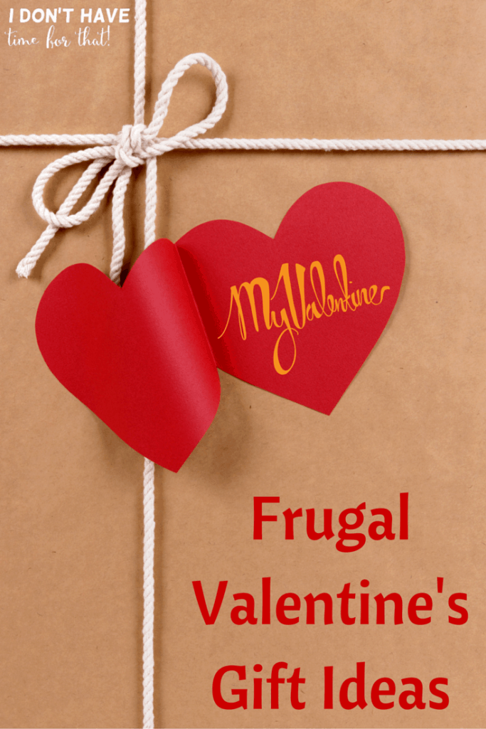 Frugal Valentine's Gift Ideas (1)