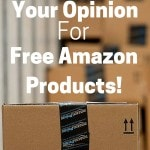 How To Trade Your Opinion For Free Amazon Products