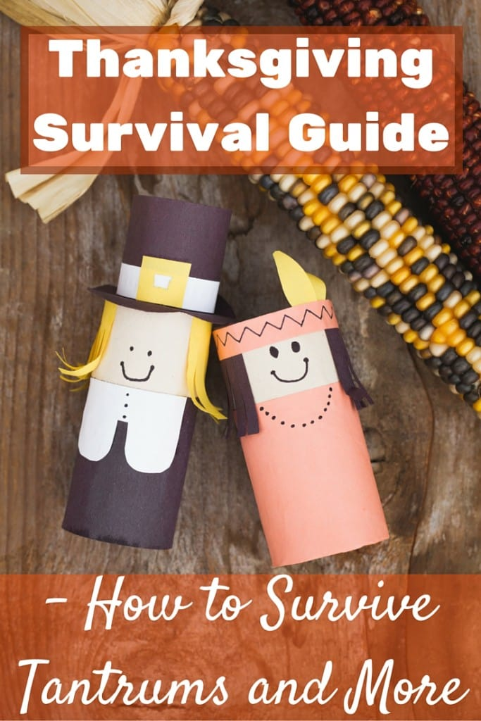 Thanksgiving Survival Guide – How to Survive Tantrums and More (1)