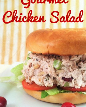 Gourmet Chicken Salad