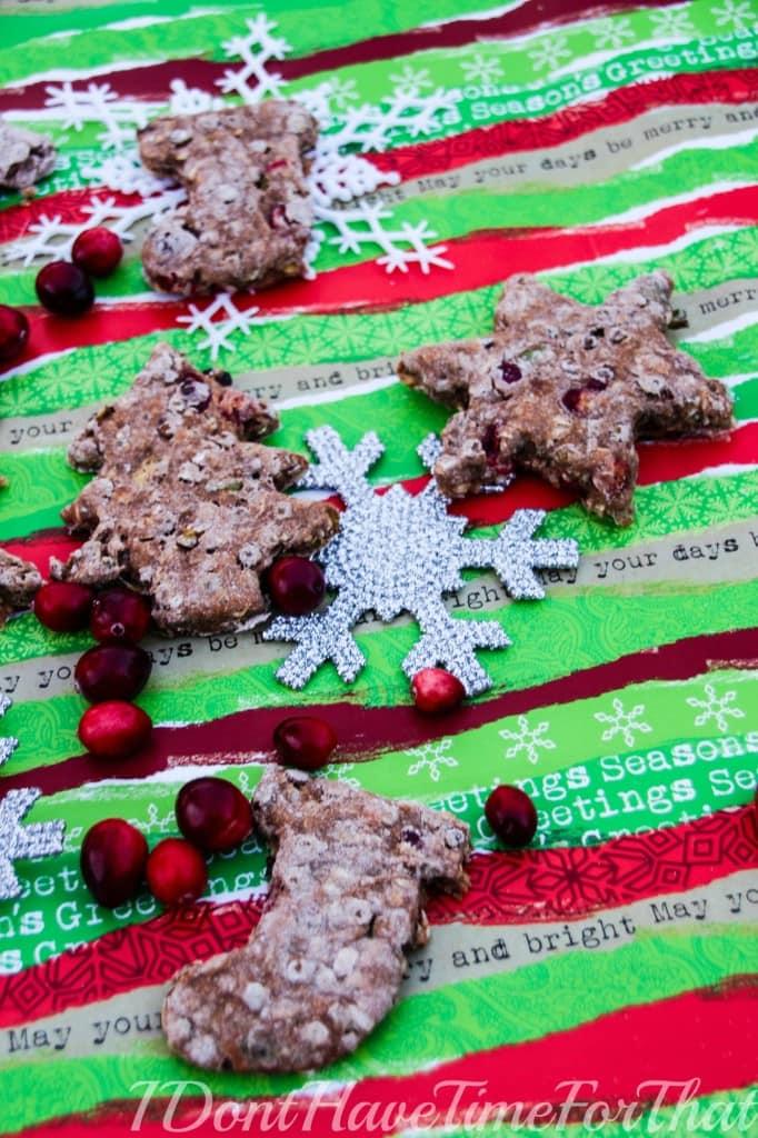 Cranberries, Lentils and Oats Christmas Dog Treats edited 5