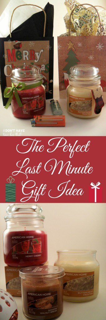 The Perfect Last Minute Gift Idea 1