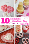 10 DeliciousValentine's Day Deserts
