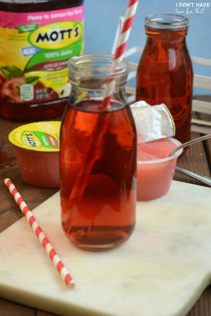 Motts Apple Cherry Juice 1