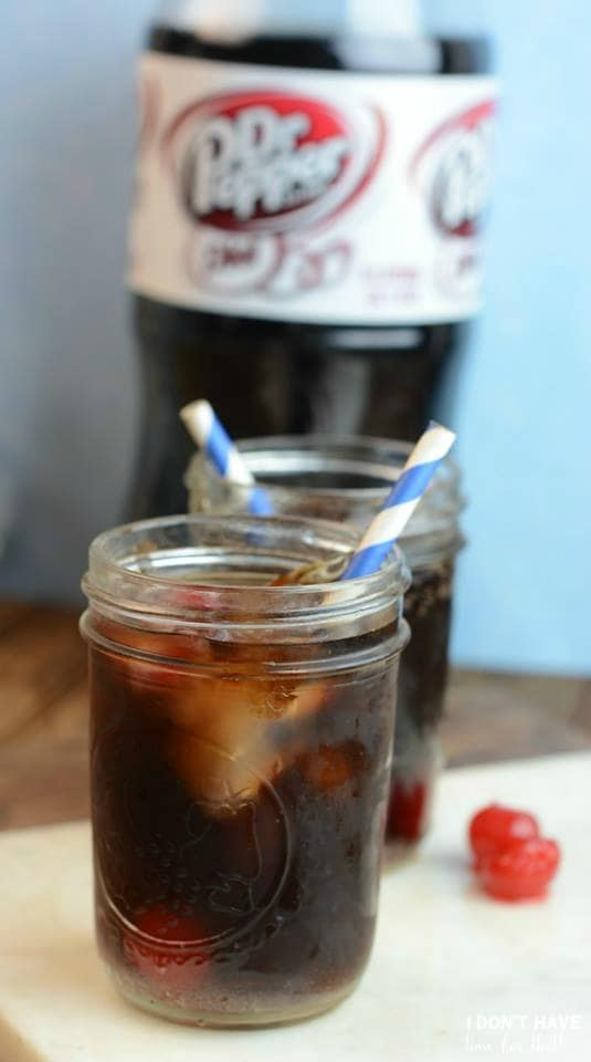 Diet Dr Pepper 7