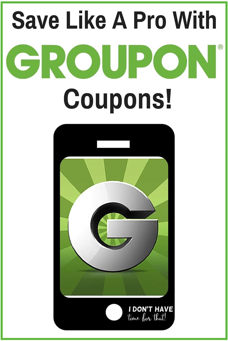 groupon work from home save like a pro with groupon coupons i don t have time 135