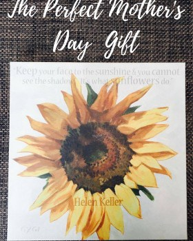 The Prefect Mother's Day Gift + A Giveaway!