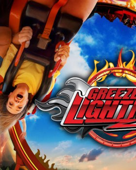 Six Flags Great Escape to Open All New #GreezedLightnin' on May 28!