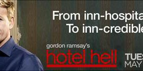 FOX's HOTEL HELL with Host Gordon Ramsay Returns Tuesday 5/24