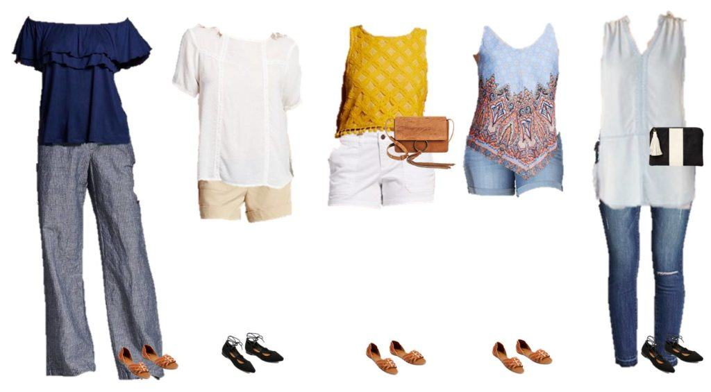 5.10 Mix and Match Fashion - Target Summer Styles 1-5