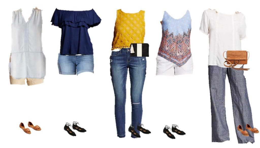 5.10 Mix and Match Fashion - Target Summer Styles 6-10