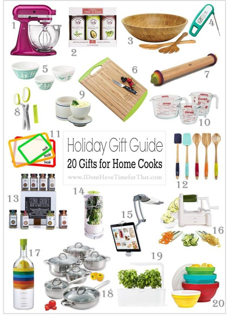 Gifts for Home Cooks