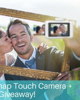 Polaroid Snap Touch Camera + Giveaway!