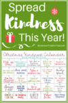 Christmas Kindness Calendar
