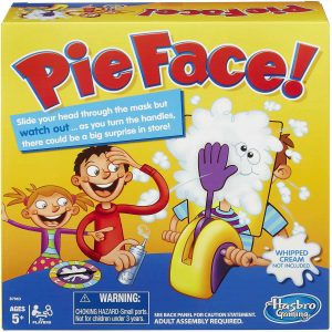 FREE Pie Face game