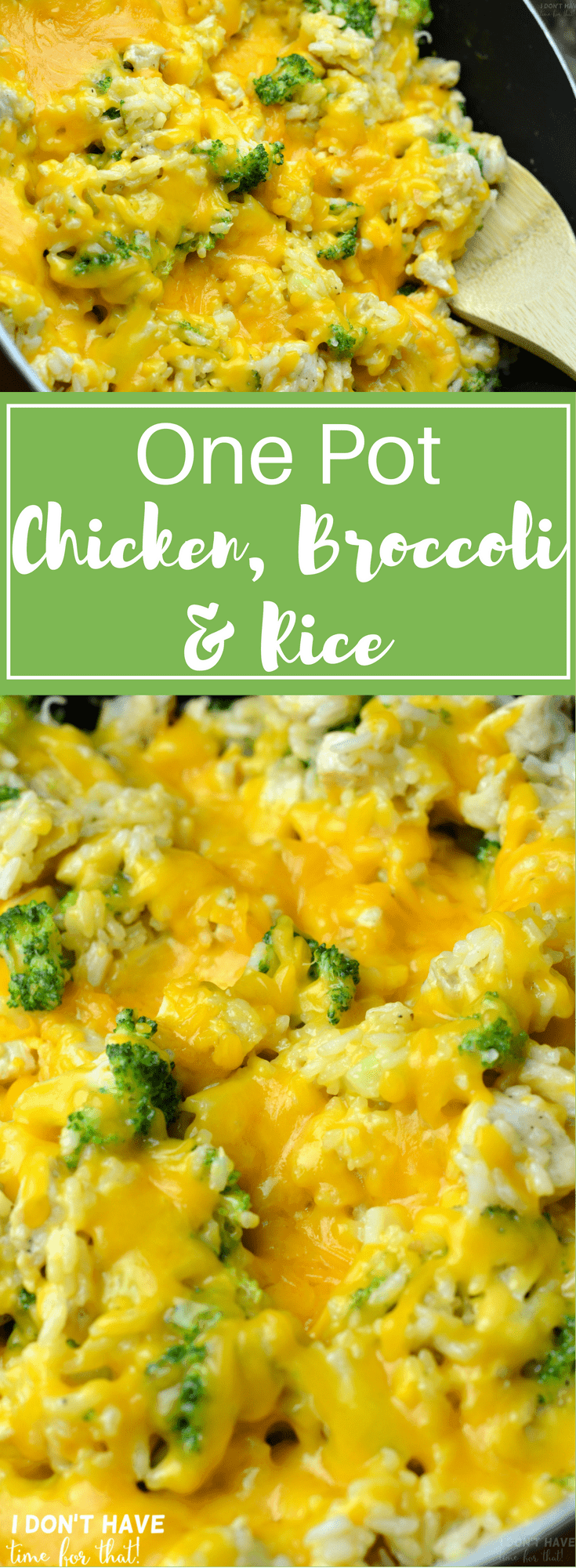one-pot-chicken-broccoli-rice