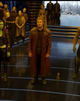 New Guardians of the Galaxy Vol. 2 Extended Look! #GotGVol2