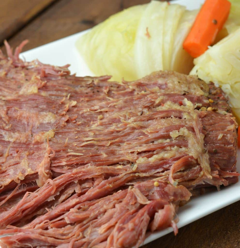 Instant Pot Corned Beef And Cabbage I Don T Have Time For That