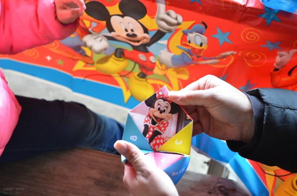 Disney Playdate