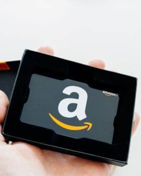 Win a FREE Amazon gift card