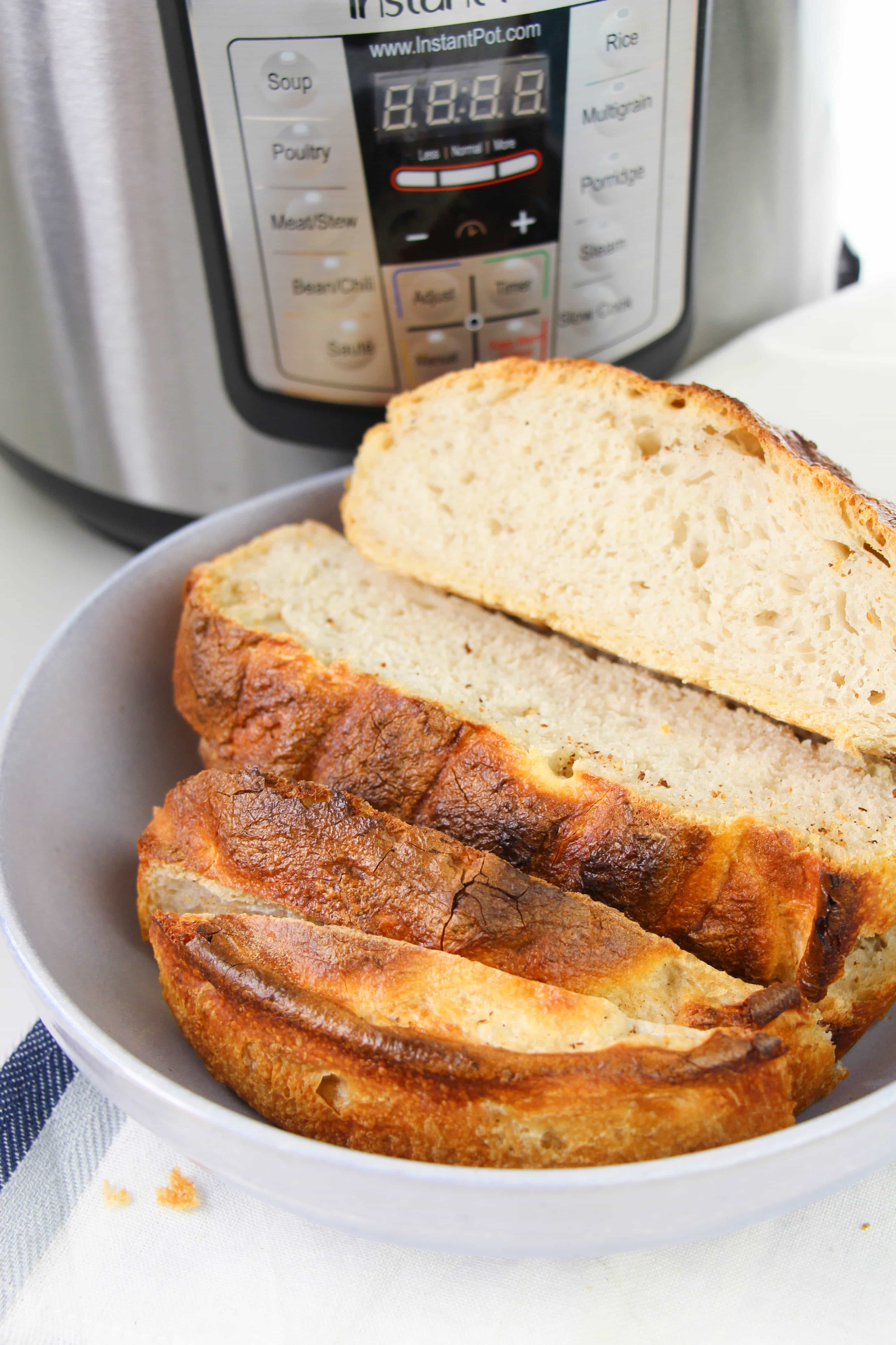 Instant Pot Bread I Don T Have Time For That