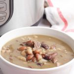 Instant Pot Cajun 15 Bean Soup