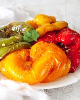 Air Fryer Bell Peppers